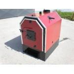 Calor V50 rönkégető és bálaégető kazán