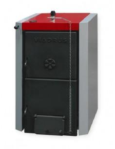 Viadrus U22D 10, 50 kW 10 tagos öntvény vegyestüzelésű kazán