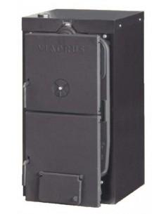 Viadrus U22 Basic 5, 25 kW 5 tagos öntvény vegyestüzelésű kazán