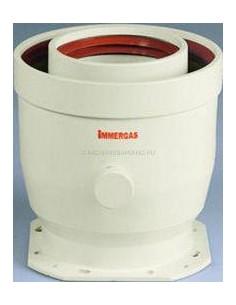 Immergas kondenzvíz ellenőrző indító idommal 80/125 mm