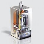 Wolf CGB-50 fali kondenzációs fűtő gázkazán