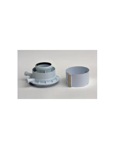 Saunier Duval indítóidom Semia, Thema és Isotwin Condens készülékekhez 80/125 mm