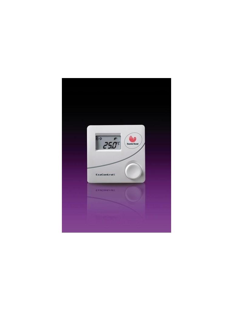 Saunier Duval Exacontrol E termosztát