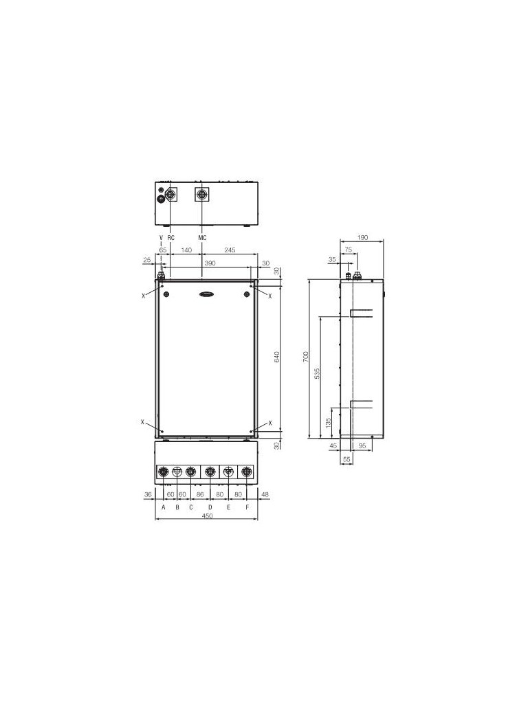 Immergas DIM ABT ErP hidraulikai modul zónásításhoz