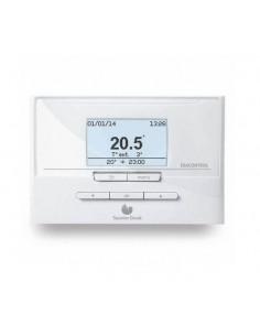 Saunier Duval Exacontrol E7RC vezeték nélküli heti prog. digitális termosztát