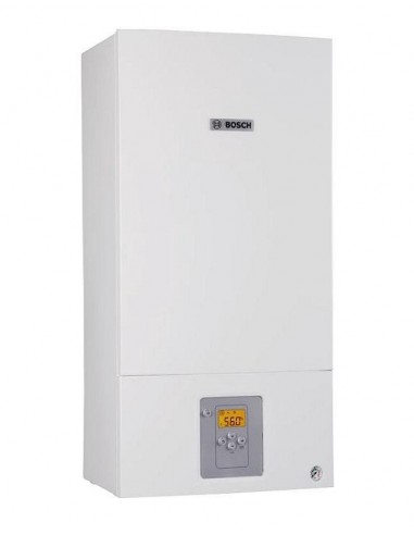 Bosch Condens 2500 W WBC 28-1 DCE 23 fali kondenzációs fűtő gázkazán