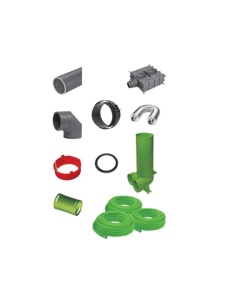 Wolf CWL légtechnikai rendszerelem csomag