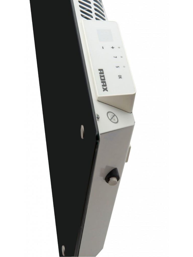 Adax Clea WiFi H elektromos konvektor 800W, fekete