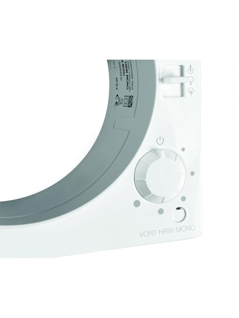 Vortice VORT HRW 20 MONO egyhelységes hővisszanyerős szellőztető