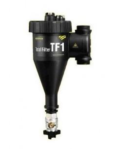 Fornex Total filter TF1 3/4'' - rendszerbe építhető kombinált szűrő + F1 Filter