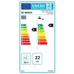 Bosch Condens 5000 FM ZBS 22/210-3 SOE Solar álló kond. beép. tárolós gázkazán