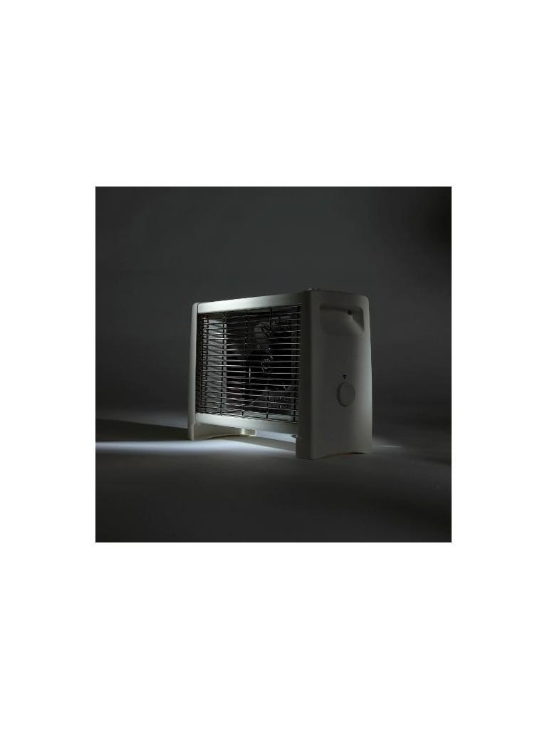 Adax ventillátoros hősugárzó