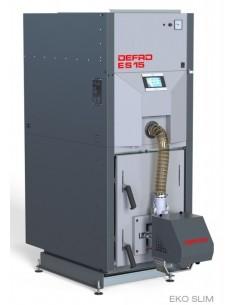 DEFRO Eko Slim 10 kW kompakt pellet kazán