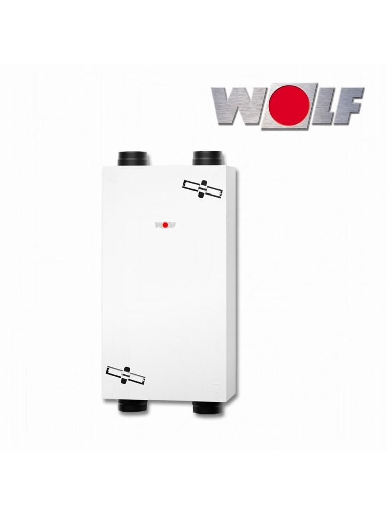 Wolf CWL-F 300 Excellent hővisszanyerős szellőztető előfűtő nélkül