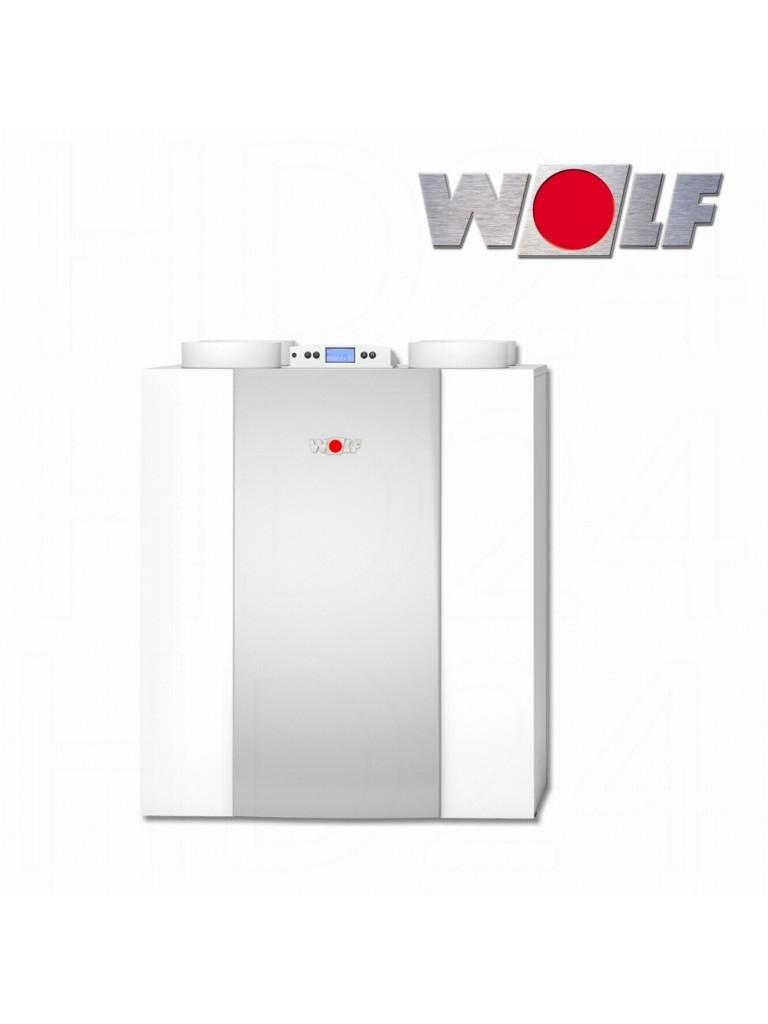 Wolf CWL-180 Excellent hővisszanyerős szellőztető