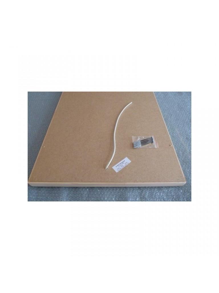 G-OLD infrapanel 1000W Plus, fa kerettel
