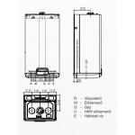 Beretta Exclusive GREEN 35 R.S.I. fali kondenzációs fűtő gázkazán