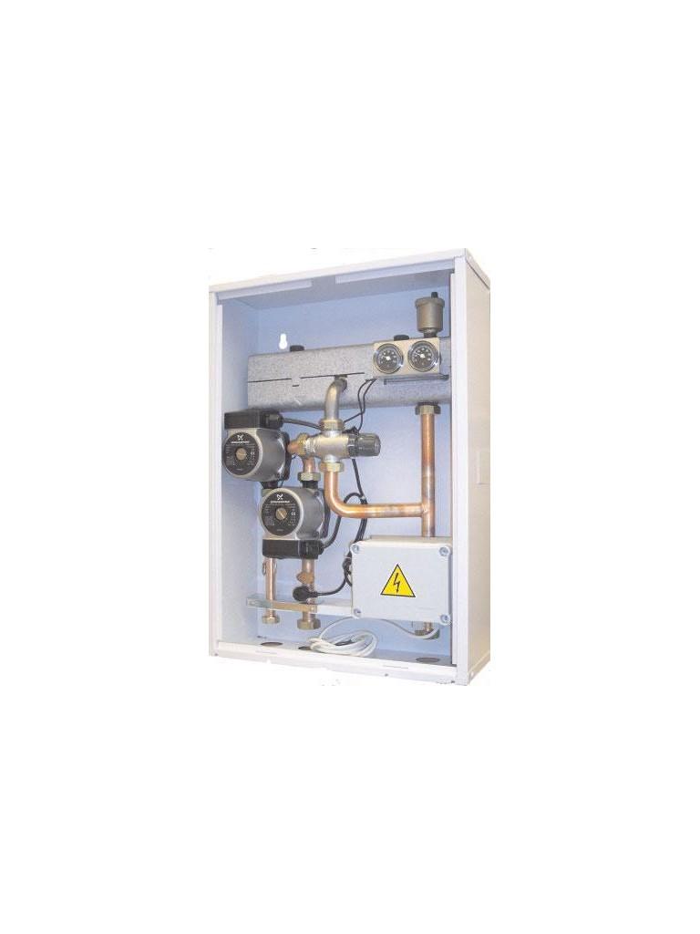 Beretta Connect Base hidraulikus egység két fűtési körre