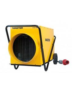 Master B30EPR 30kW-os ventilátoros gyorsfűtő