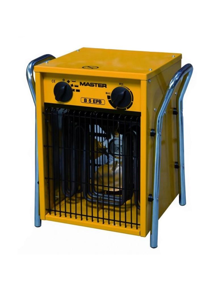 Master B9EPB 9kW-os ventilátoros gyorsfűtő