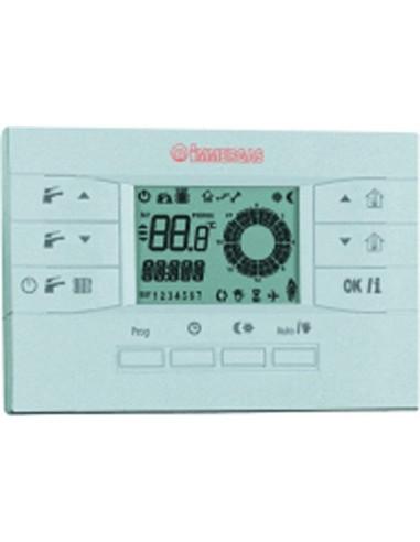 digitális termosztát csatlakoztatva