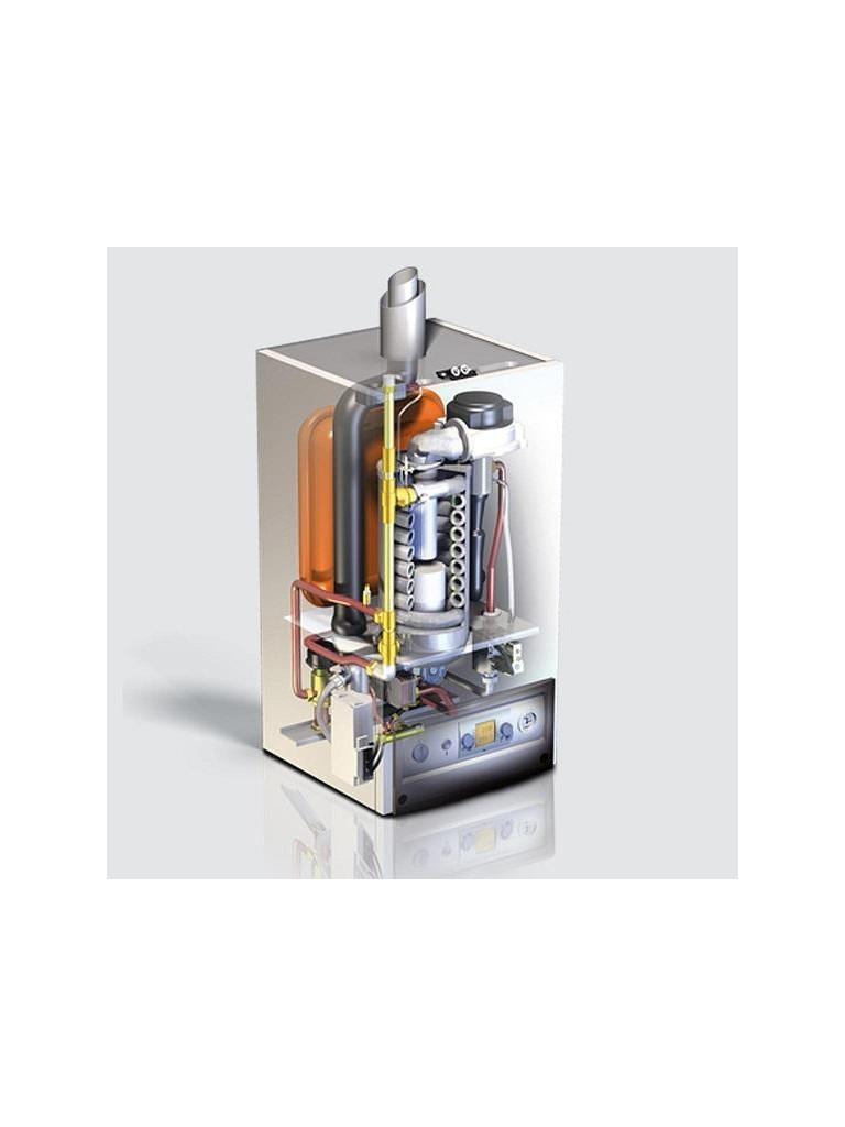 Wolf CGB-24 fali kondenzációs fűtő gázkazán