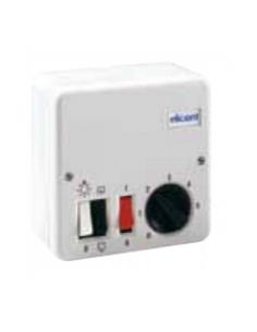 Elicent Polar mennyezeti ventilátorhoz RVS/RL fordulatszám szabályzó