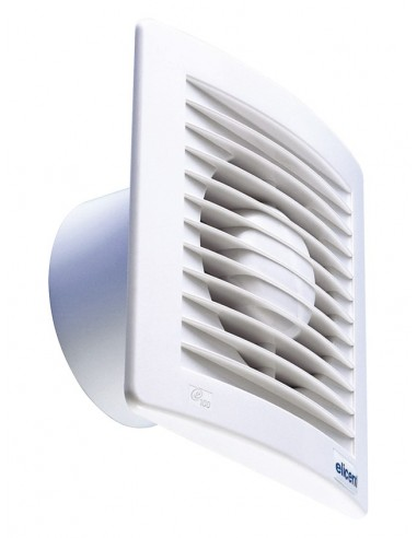 Elicent TEKNOSTYLE 100T Vékony kivitelű axiális ventilátor + időzítő