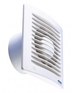 Elicent TEKNOSTYLE 120T Vékony kivitelű axiális ventilátor + időzítő