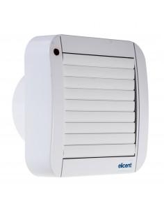 Elicent TEKNOWALL 120AT fali axiál ventilátor + időzítő