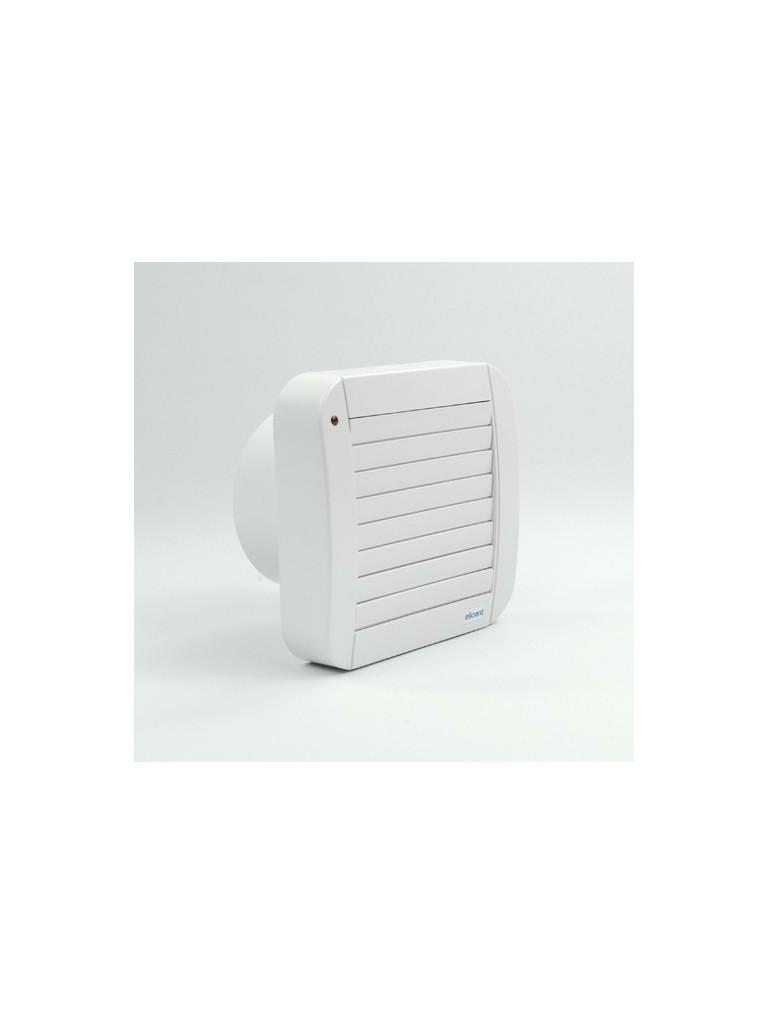 Elicent TEKNOWALL 150AHT fali axiál ventilátor + időzítő, páraszab.