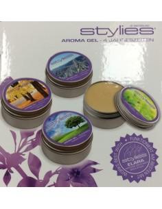 Stylies Aroma Gél csomag - 4 évszak