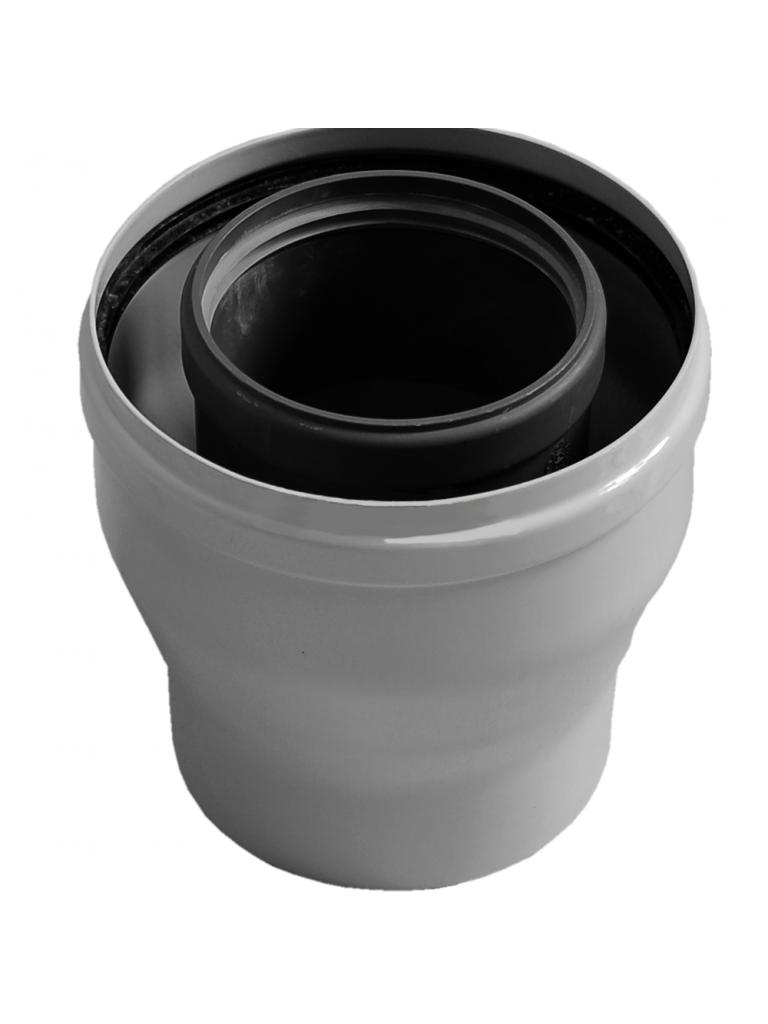 BAXI PPs bővítőidom d60/100-80/125mm