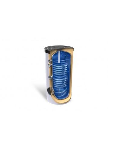 Bosch AS 2000 DUO zománcozott szolár tároló 2 hőcserélővel