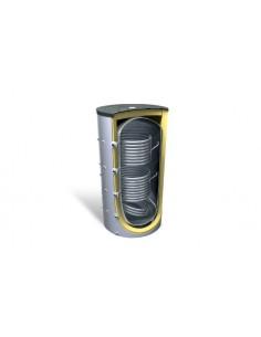 Bosch AT 500 DUO fűtési puffertároló 2 hőcserélővel