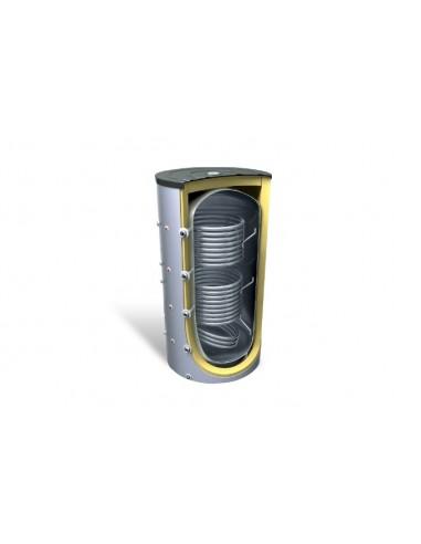 Bosch AT 1500 DUO fűtési puffertároló 2 hőcserélővel