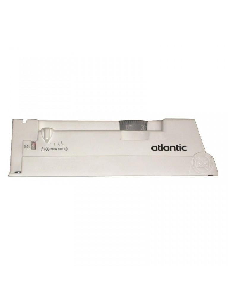 Atlantic F119 DESIGN CE 500W(lábbal dugaljal) elektromos konvektor