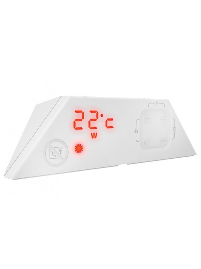 Nobo Fjord NFC2N-07 750W elektromos konvektor manuális termosztáttal, 20cm