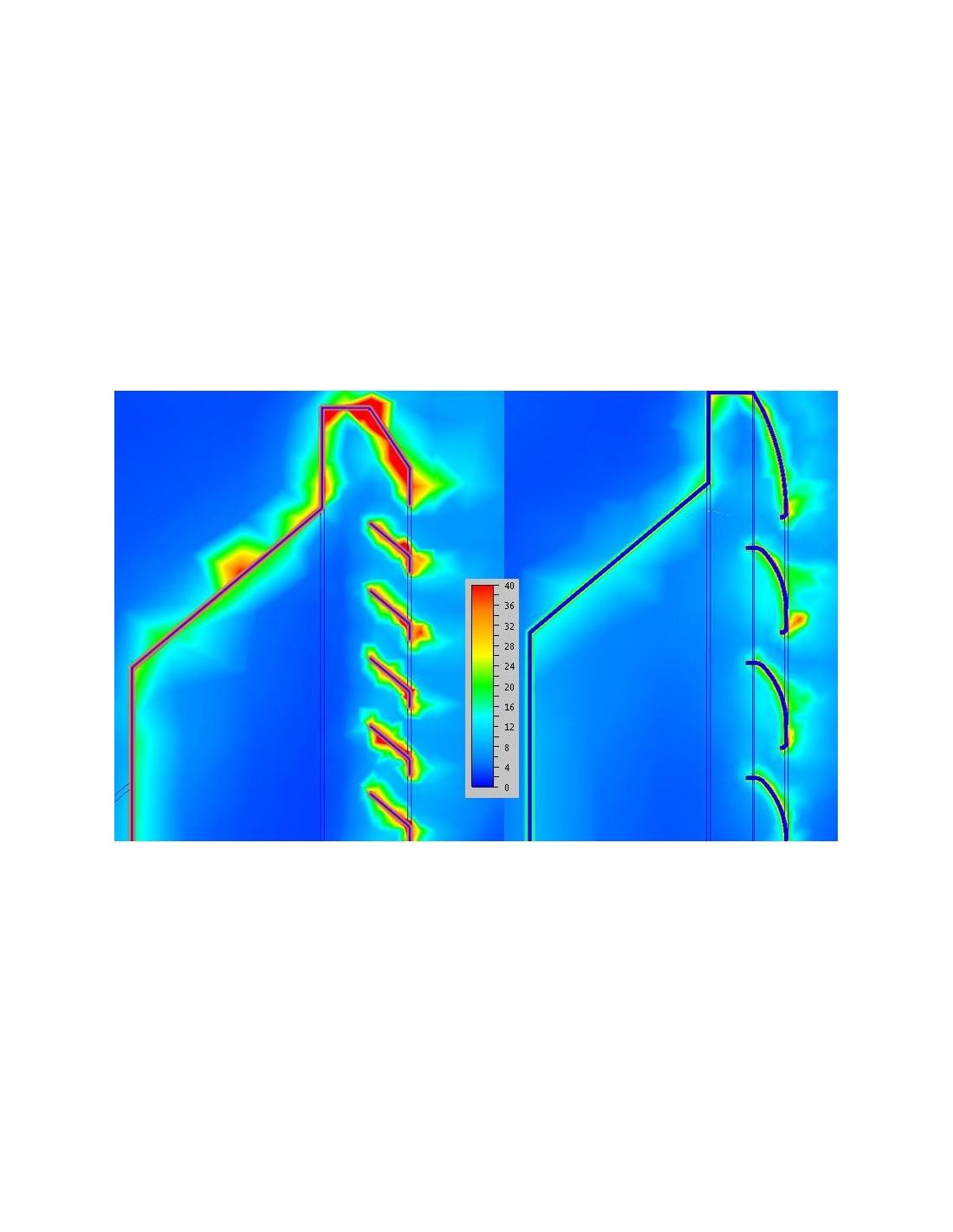 Nobo Fjord NFC4N-07 750W elektromos konvektor programozható termosztáttal
