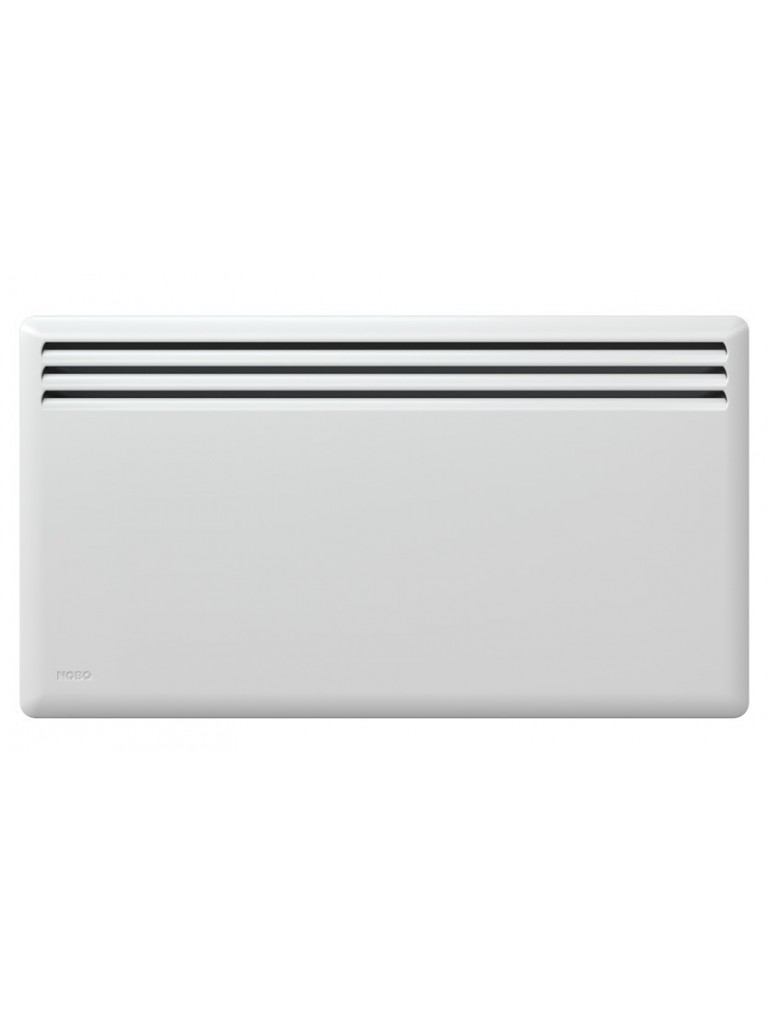 Nobo Fjord NFC4N-12 1250W elektromos konvektor programozható termosztáttal
