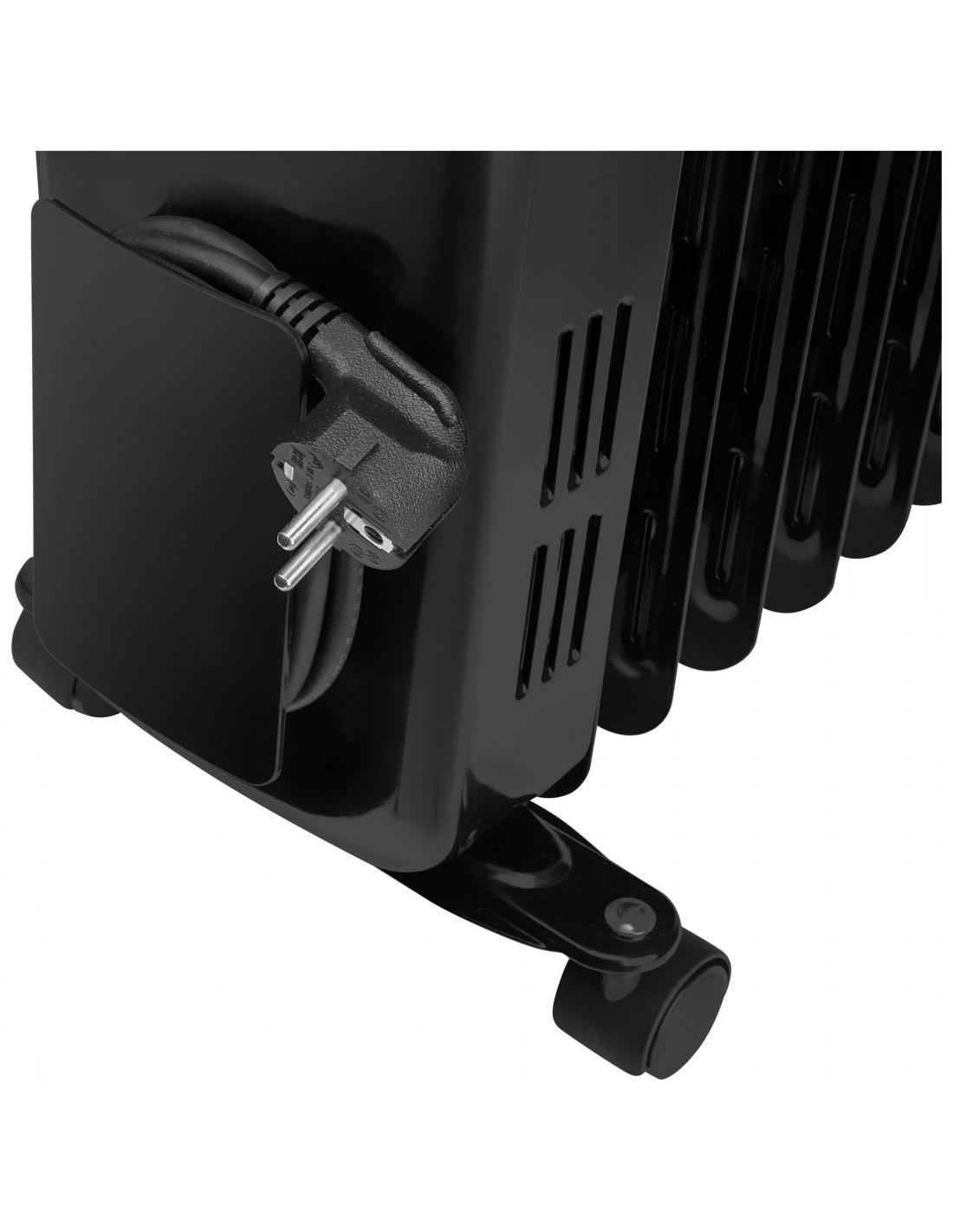 SENCOR SOH 3309BK olajradiátor fekete