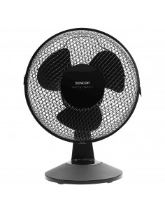 Sencor SFE 2311BK asztali ventilátor