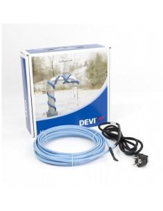 DEVI DPH-10 V2 80W 8m azonnal használható önszabályozó fűtőkábel csőfűtésre