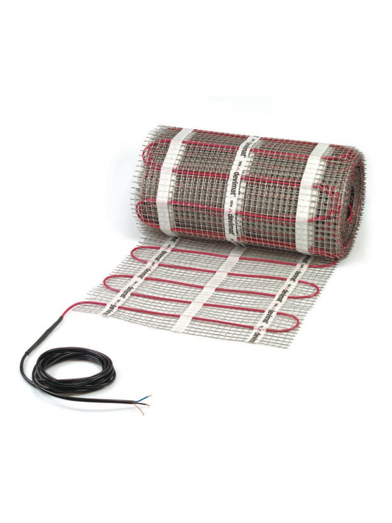 DEVIcomfort 100 (DTIR-100) 800W 8m2 fűtőszőnyeg nappaliba, konyhába