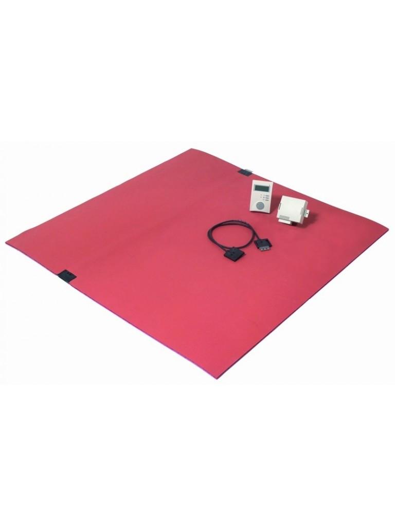 DEVIdry 100 240W 3m2 fűtőszőnyeg parketta, laminált padló alá