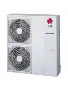 LG HM161M 16 kW Therma-V monoblokk levegő-víz hőszivattyú