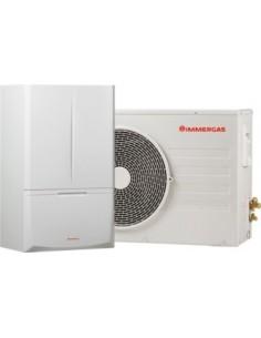 Immergas MAGIS PRO 8 ERP szplit rendszerű levegő-víz hőszivattyú