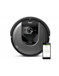iRobot Roomba I7+ -automatikus portartály üritéssel porszívó robot