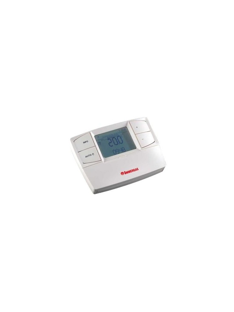 Immergas AMICO V2 vezeték nélküli heti programozású digitális távvezérlő