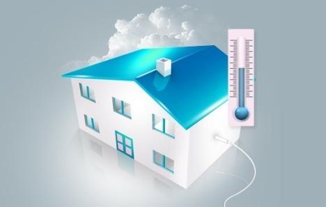 Hány fok legyen télen az otthonodban? Ez az ideális hőmérséklet!